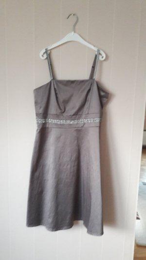 Bodyflirt A-lijn jurk brons