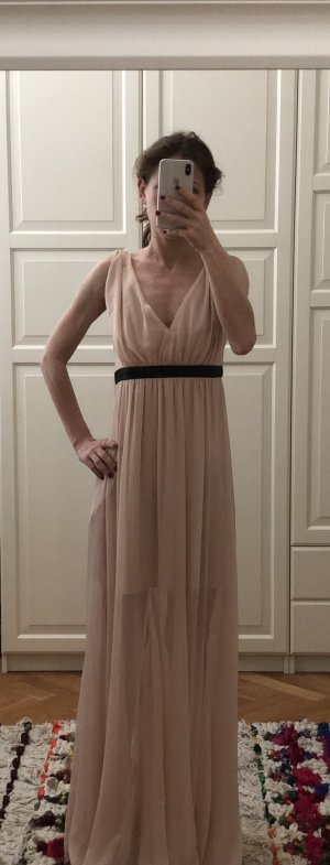Alice + Olivia Evening Dress nude