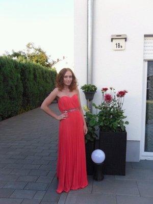 Abendkleid Asos Pink 34