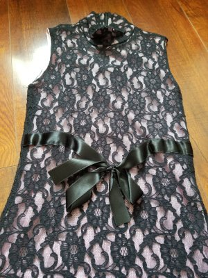 Midi-jurk veelkleurig Polyester