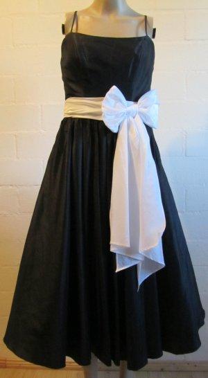 Corsagejurk zwart Polyester