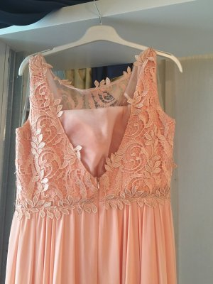 & other stories Evening Dress apricot