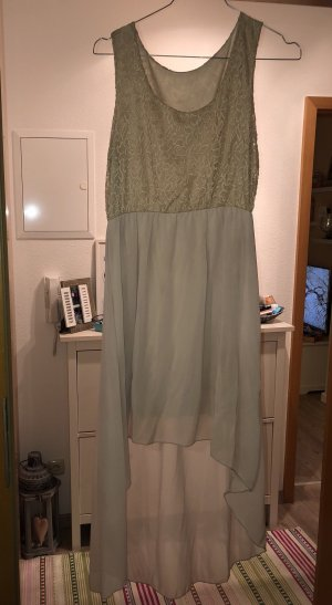 Abendkleid Ballkleid Abschlussballkleod nude