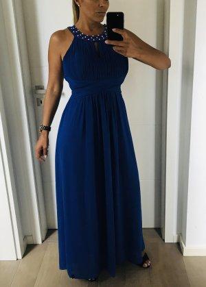 Abendkleid , Ballkleid, Blau
