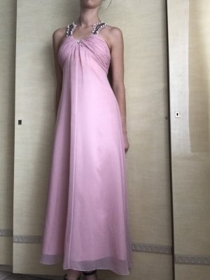 Abendkleid, Ballkleid gr.34 Rose