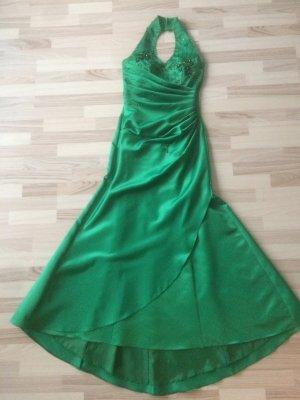 Abendkleid, Ballkleid gr.36/38 grün