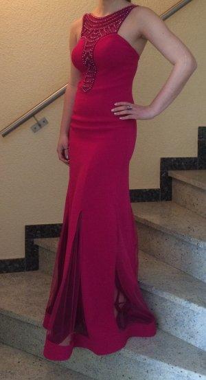 Abendkleid/ Ballkleid in pink