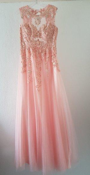 Abendkleid / Ballkleid in rosa