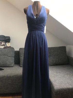 Abendkleid, Ballkleid, Kleid rückenfrei mit Spitze