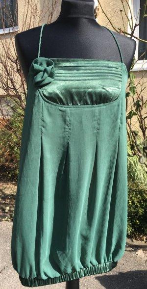 Abendkleid, Ballonkleid, MÖTIVI, grün, Italy, Gr. 36, Nagelneu