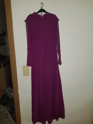 Evening Dress purple