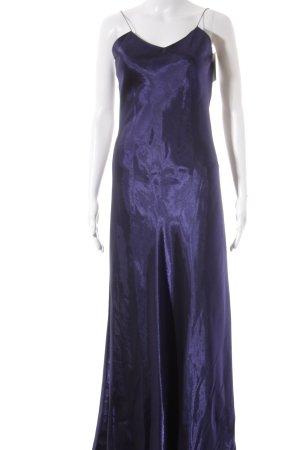 Abendkleid blauviolett Elegant
