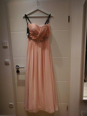 Abendkleid/Brautjungfernkleid von Laona in rose