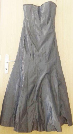 Abendkleid Brautkleid dunkegrünZero Gr 42