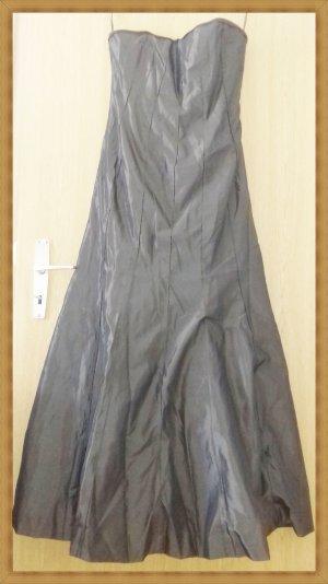 Abendkleid Brautkleid dunkelgrün Gr 42