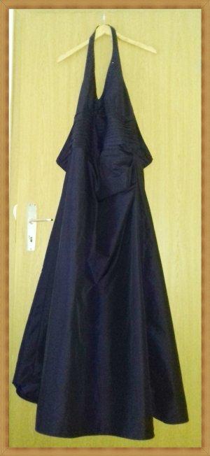 Abendkleid Brautkleid lila Gr 44