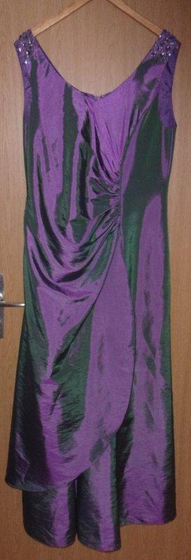 Abendkleid Brautkleid lila Höpfner Gr 44