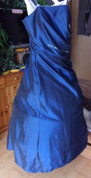 Abendkleid Brautkleid Magic Nights blau Gr 44