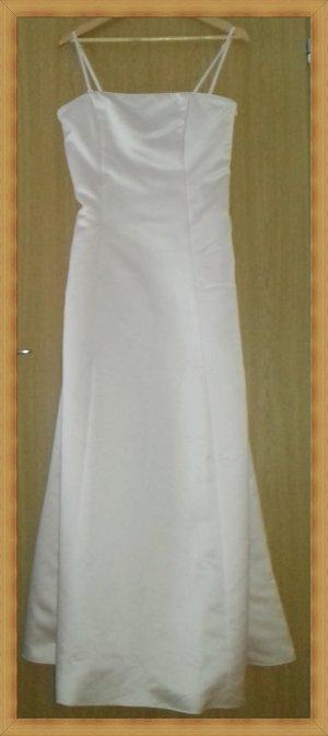 Abendkleid Brautkleid rosa Gr 42