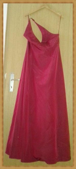 Zero Robe de mariée rouge polyester