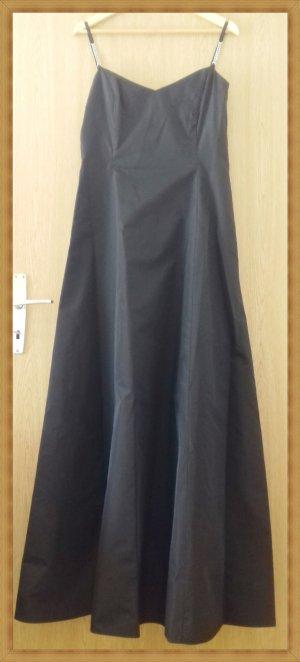 Abendkleid Brautkleid schwarz Gr 42
