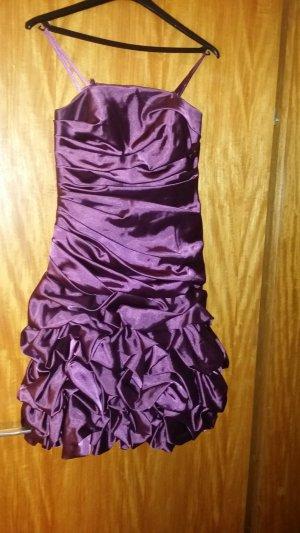Abendkleid C&A lila