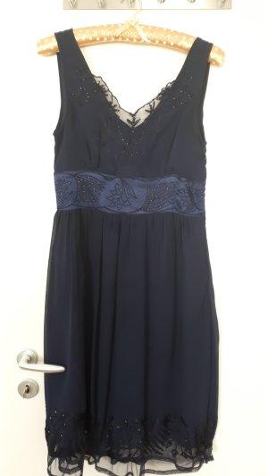 b.p.c. Bonprix Collection Robe de soirée bleu foncé