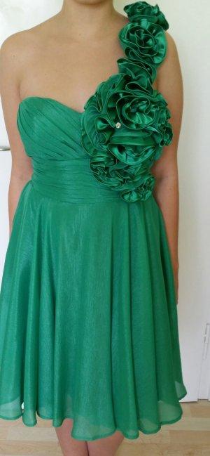 Abendkleid/Cocktailkleid in grün