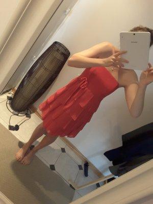 Abendkleid/Cocktailkleid in Rot/Pink ♡♡♡♡♡
