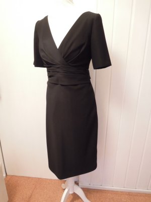 Zero Cocktail Dress black polyester