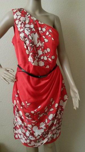 Abendkleid Cocktailkleid Kleid Rot Oasis