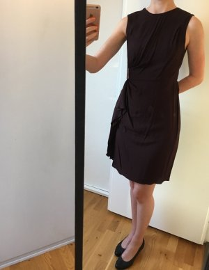 Abendkleid Cocktailkleid schwarz oder braun von zero