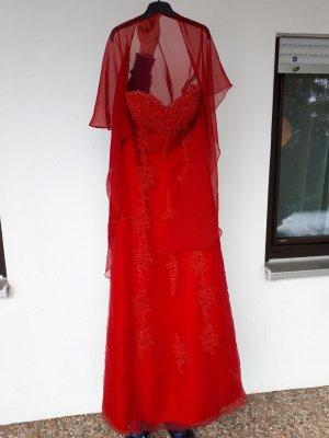 Abendkleid/Corsagenkleid mit Schnürung