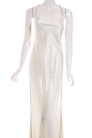 Abendkleid creme Elegant