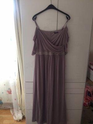 Asos Tall Evening Dress mauve
