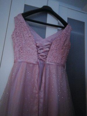 Abito da ballo rosa pallido-rosa chiaro