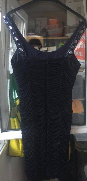 Abendkleid dunkelblau von Heine