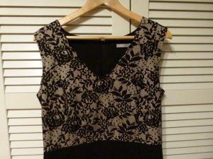 Abendkleid Etuikleid von Orsay schwarz Größe 40 wie neu!