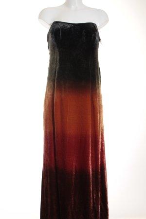 Abendkleid Farbverlauf Elegant