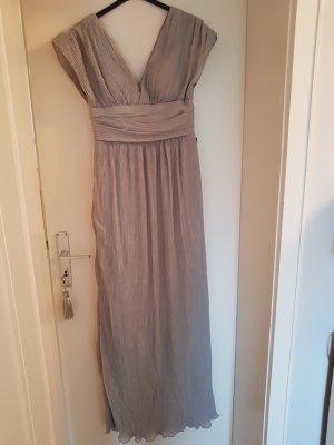 Empire Dress light grey