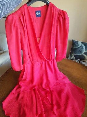 Abendkleid gr. 38 rot #vintage