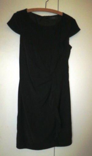 Abendkleid Gr. 38 von Esprit collection schwarz