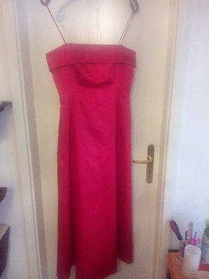 Abendkleid gr 40 rot