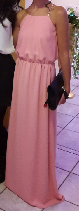 Abendkleid Gr. XS Mango/ Kleid Gr.34 wie neu