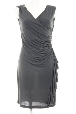 Abendkleid grau Elegant