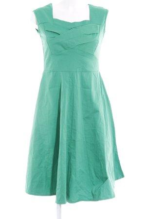 Abendkleid grün Elegant