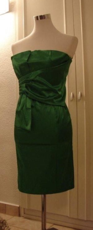 Abendkleid grün Größe 34 - neu