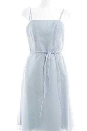 Abendkleid himmelblau Elegant