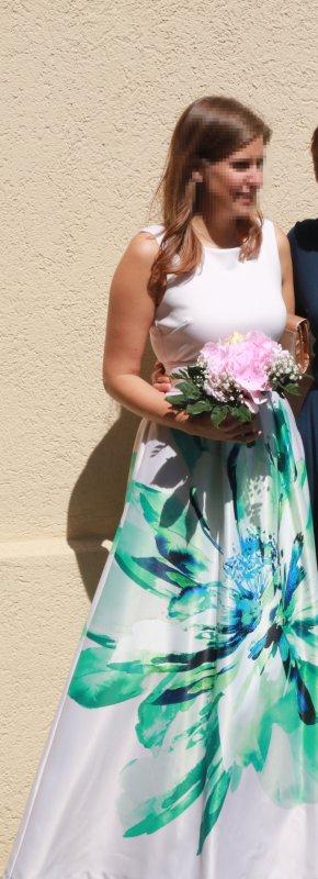 Abendkleid - Hochzeit - Standesamt
