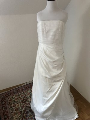 Abendkleid/ Hochzeitskleid weiß